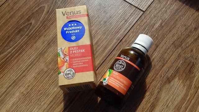 Venus - olej z pestek moreli