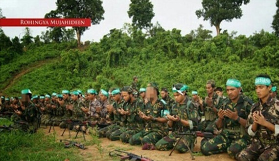 Gempar! Selepas Puas Menindas Muslim Rohingya Akhirnya Myanmar Hidup Dalam Ketakutan Apabila Mereka Diserang Balik! sudah 12 Terbunuh! AllahHuakbar!