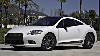 Dream Fantasy Cars-Mitsubishi Eclipse 2012