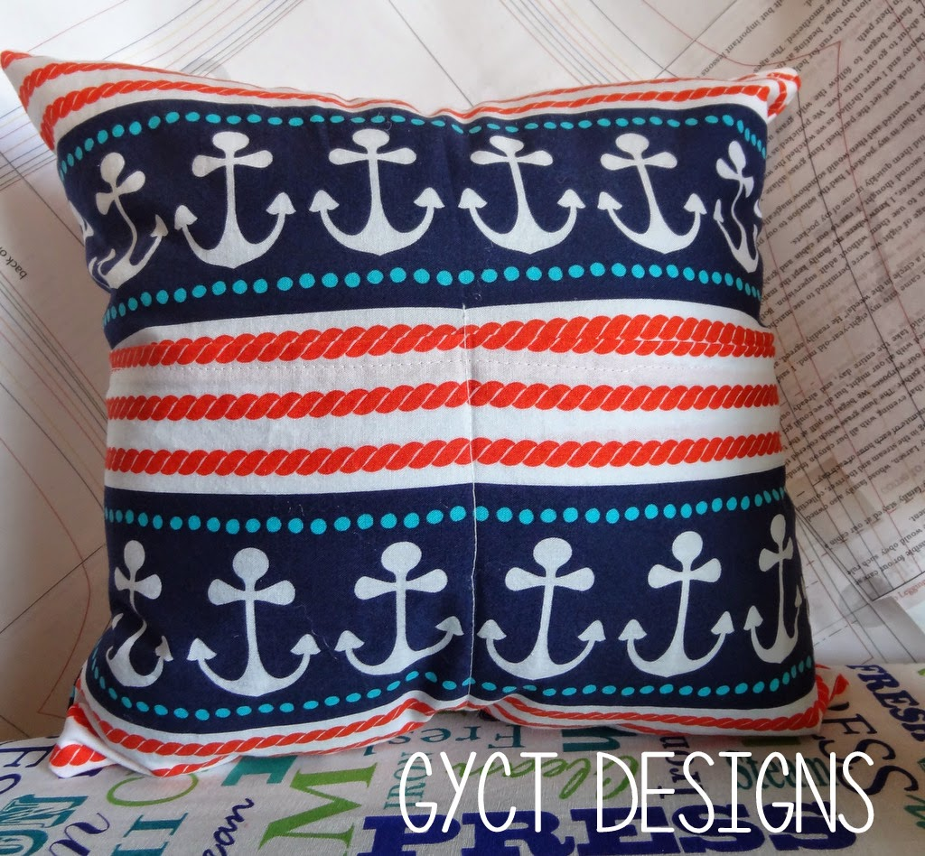 Pocket Pillow Pattern