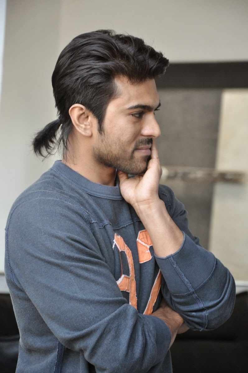 Ram Charan New Look Photos Tolly Cinemaa Gallery