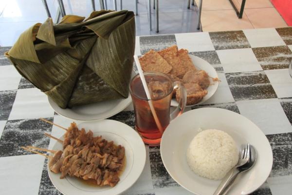 Garang Asem, Makanan Khas Jawa Tengah