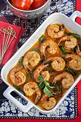 Every-Which-Way Shrimp Stir Fry