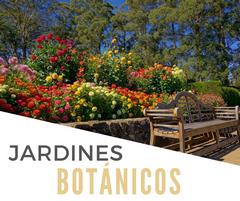 Principales Jardines Botánicos en todo el mundo