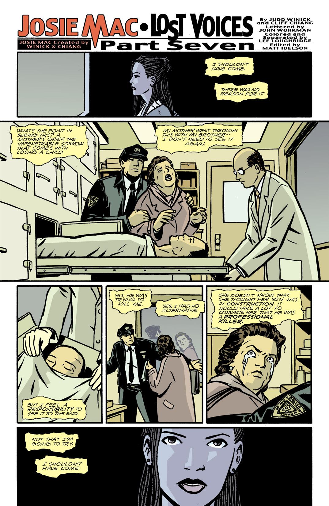 Detective Comics (1937) 769 Page 23