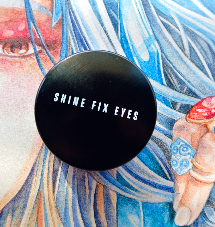 Aritaum Shine Fix Eyes Eyeshadow Korean Makeup Review Product