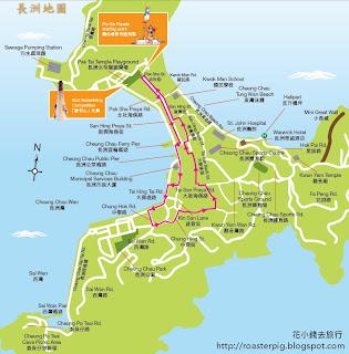 長洲太平清醮情報-花小錢去旅行