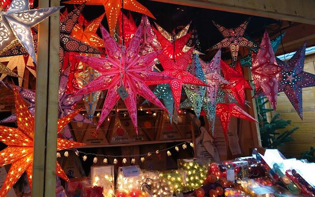 Impressionen Leipziger Weihnachtsmarkt 2017