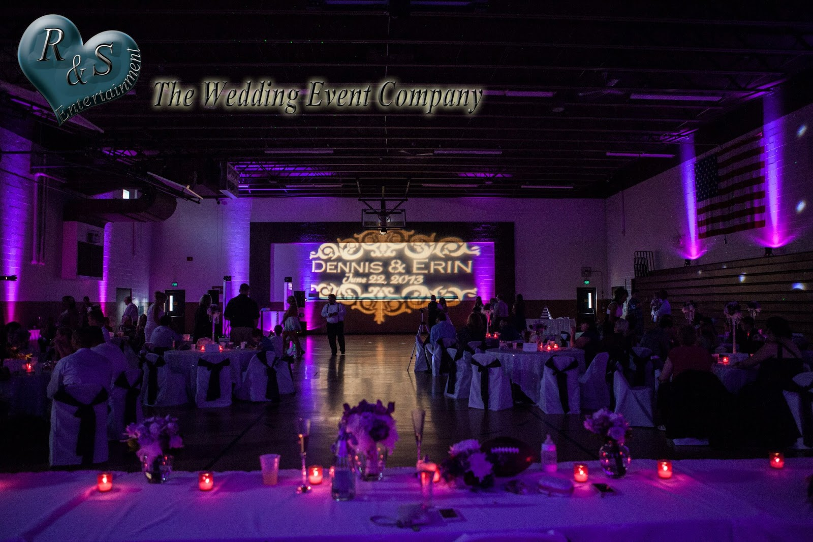 R S Entertainment The Wedding Event