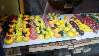 "doce marzipan sicilia - ♪ ""O que é que a Sicília tem?"" ♫"