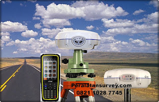 GPS, GLONASS and BDS Geodetic CHC M5 + Receiver 384 penerima multi-konstelasi
