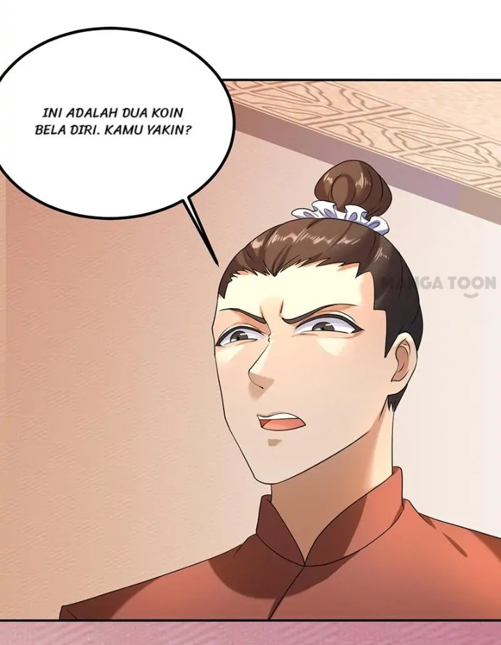 Martial Arts Reigns Bahasa Indonesia Chapter 32