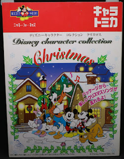 Tomica Disney Character Collection - Christmas