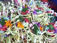 Arti Canang Sari Dan Unsur Unsur Didalam Canang Sari