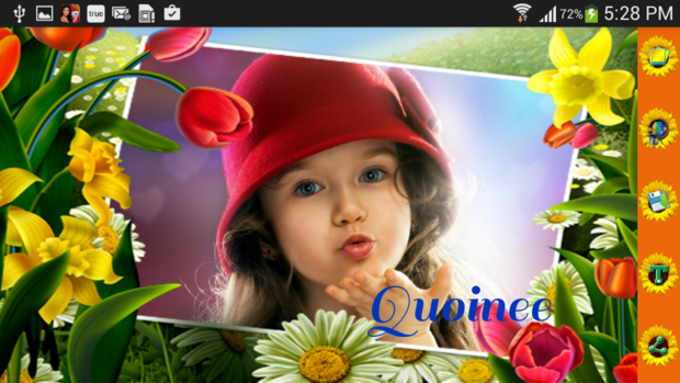 Flowers Photo Frames for Android app free download - Android Trend ...