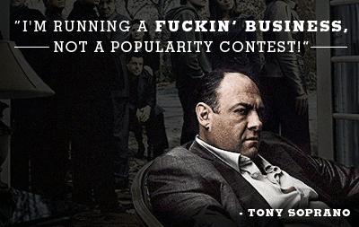 Business is business where aggressive behaviour & monopolistic attitude are favorable traits. #plbkkt via #hshdsh