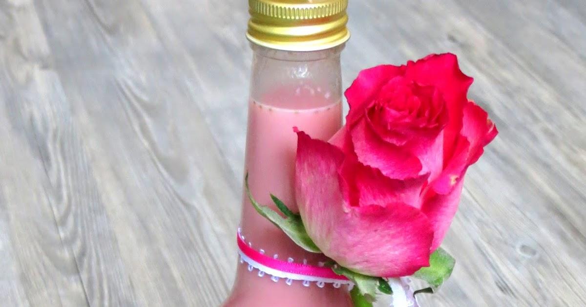 rezepte mit herz erdbeer sahne likör mit vanille