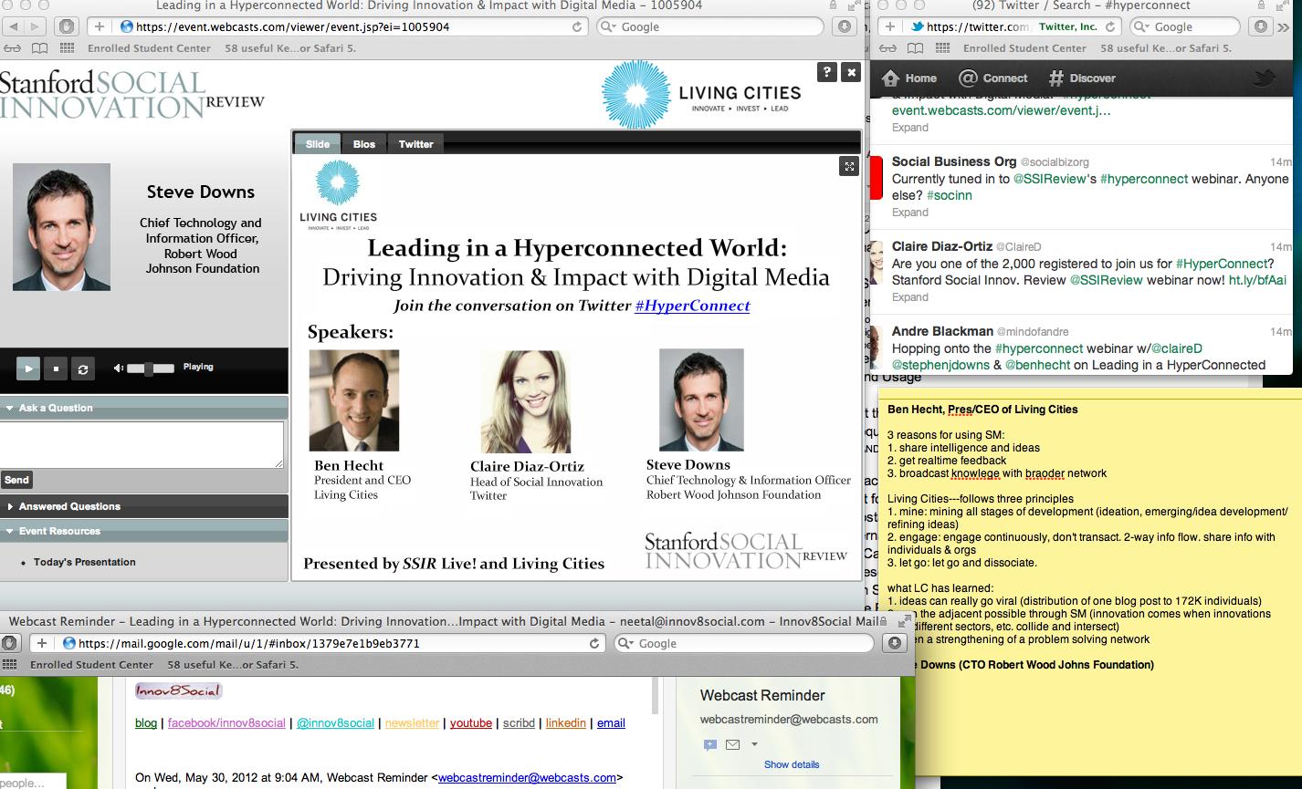 info for f288d 715b3 The Webinar 411  Leadership   Innovation with Digital Media ( hyperconnect)