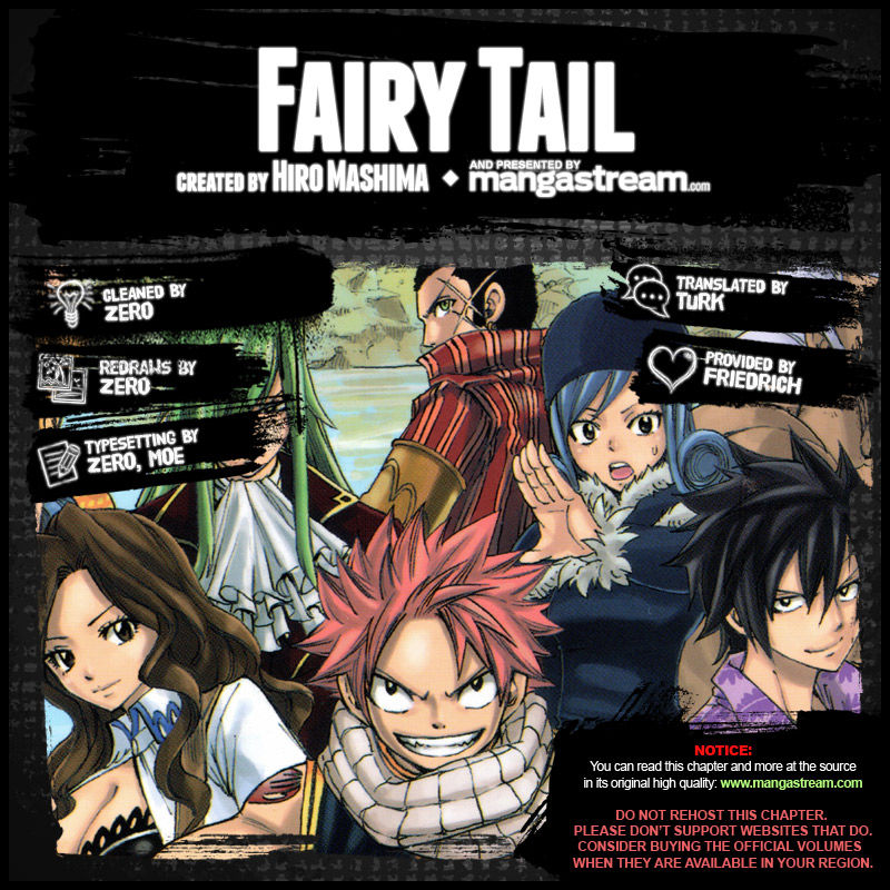 Fairy Tail - Chapter 527