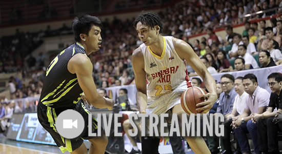 Live Streaming List: Brgy. Ginebra vs NorthPort Batang Pier 2018 PBA Governors' Cup