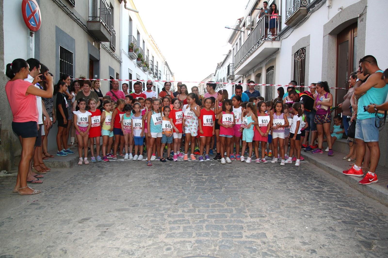Area Deportes Excmo. Ayuntamiento de Belalcázar: CARRERA NIÑOS 1