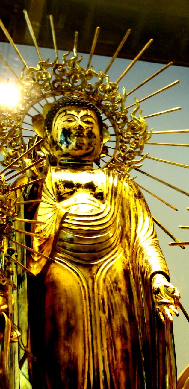 Le Bouddha Amida, Le Bouddha Amitabha