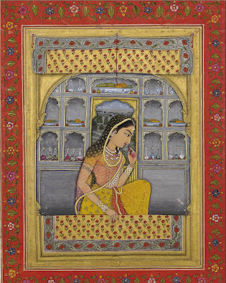 Rani Padmavati Of Chittor