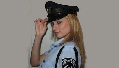 Polisi Wanita Israel