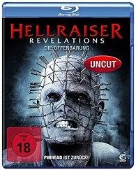 Hellraiser 9: Revelaciones [BD25] *Con Audio Latino *Bluray Exclusivo