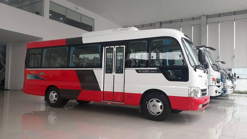 Xe khách 29 chỗ County tại Hải Phòng Thaco Hb73S