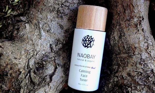 Tónico Calmante de Naobay