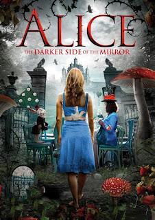 Alice o Lado Negro do Espelho – Dublado (2016)