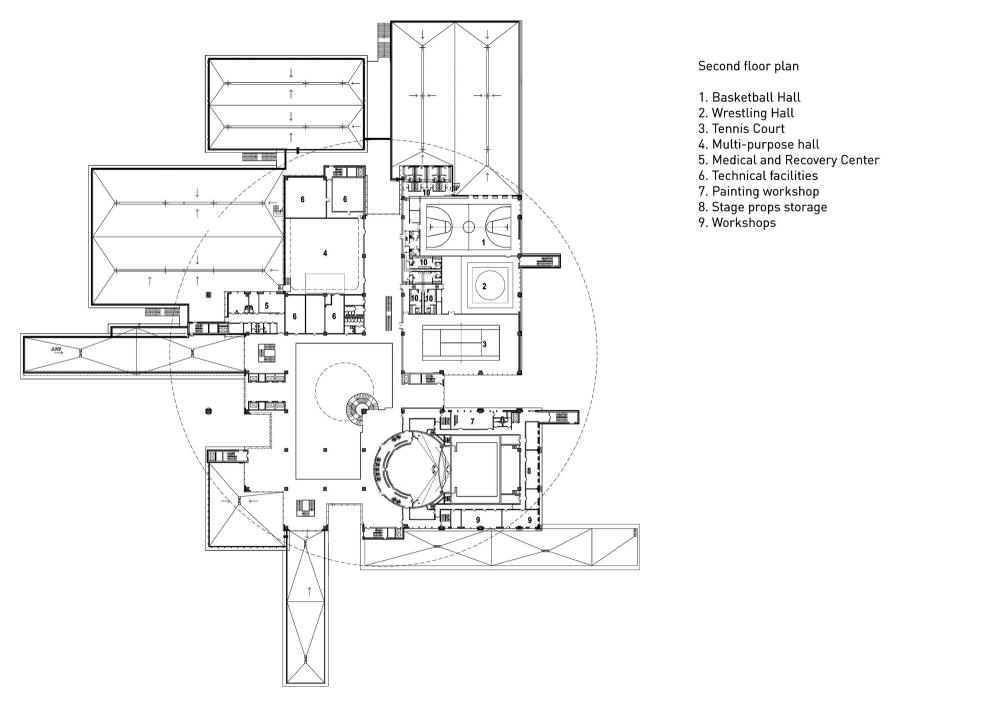 MANUAL ARQUITECTURA: Palacio de los Escolares / Studio 44