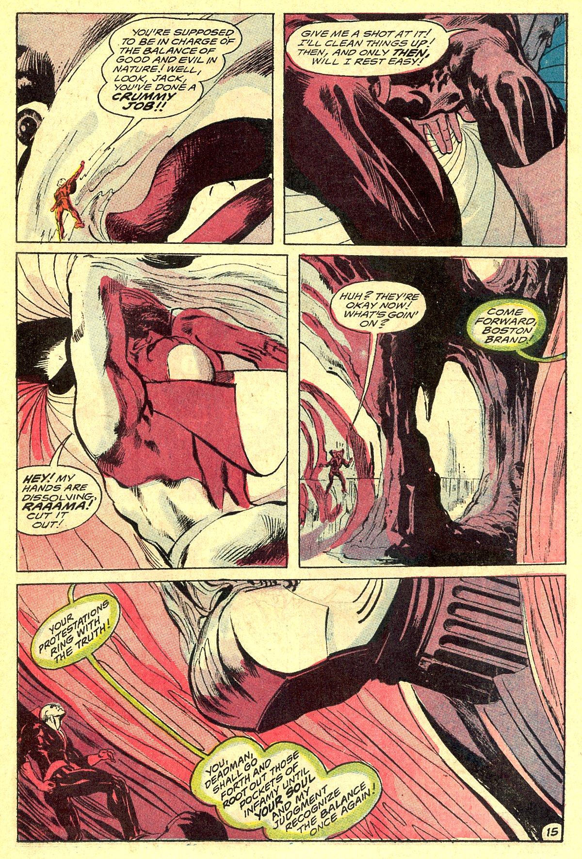 Strange Adventures (1950) issue 216 - Page 19