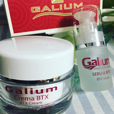 btx, BTX GALIUM, galium cosmética integra, tratamiento reestructurante lifting, pack btx, reestructuring treatment pack, lifting effect btx, argireline, botox, anti edad, antiaging, crema facial, serum facial, anti arrugas,