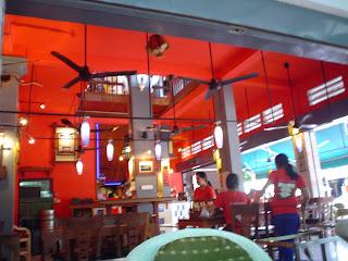 Restaurante de Siem Riep - Camboya