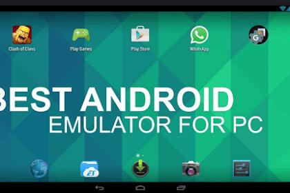 4 Emulator Android Terbaik Untuk PC