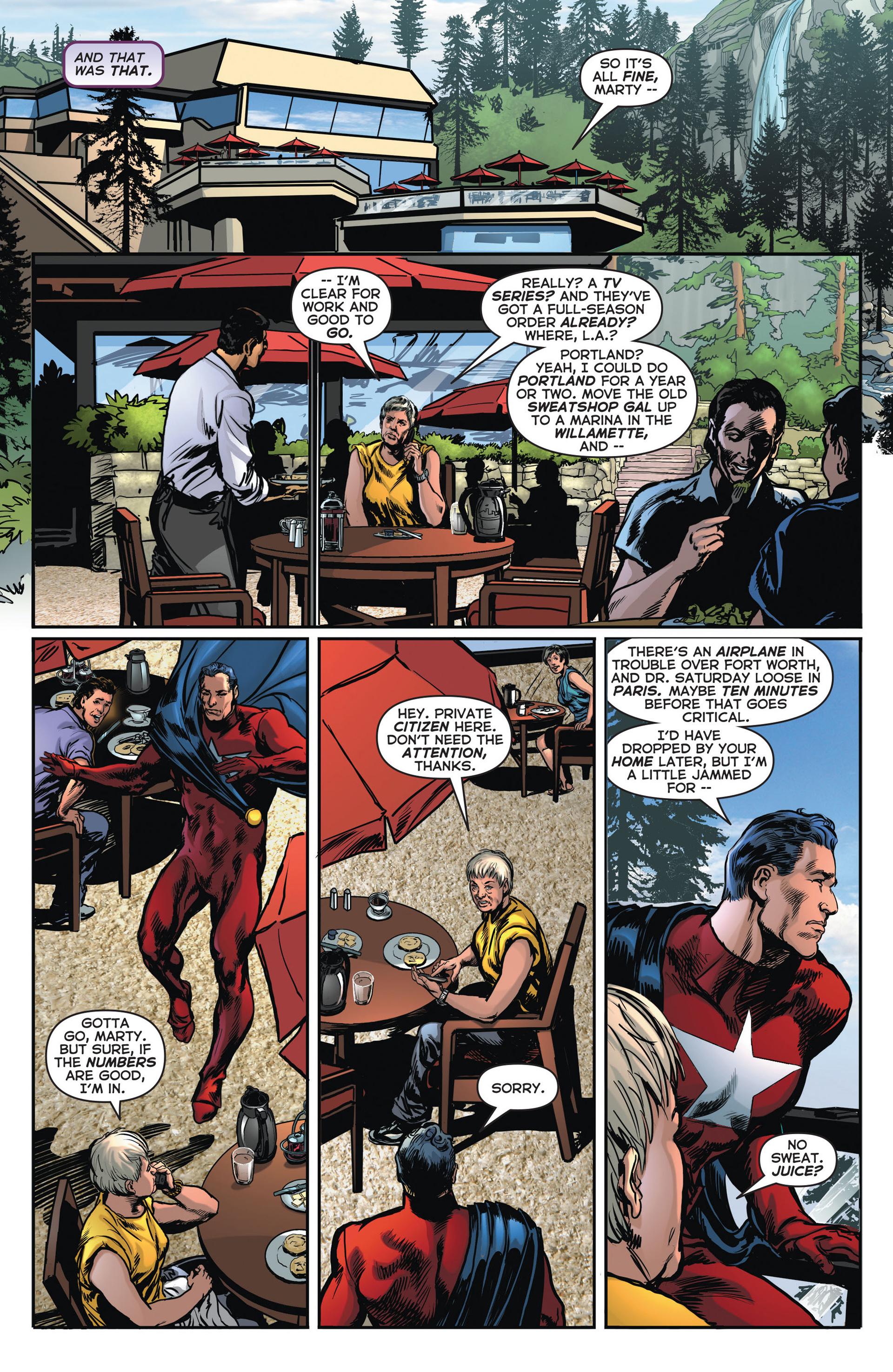 Read online Astro City comic -  Issue #4 - 23