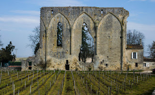 Viñedos Saint-Emilion