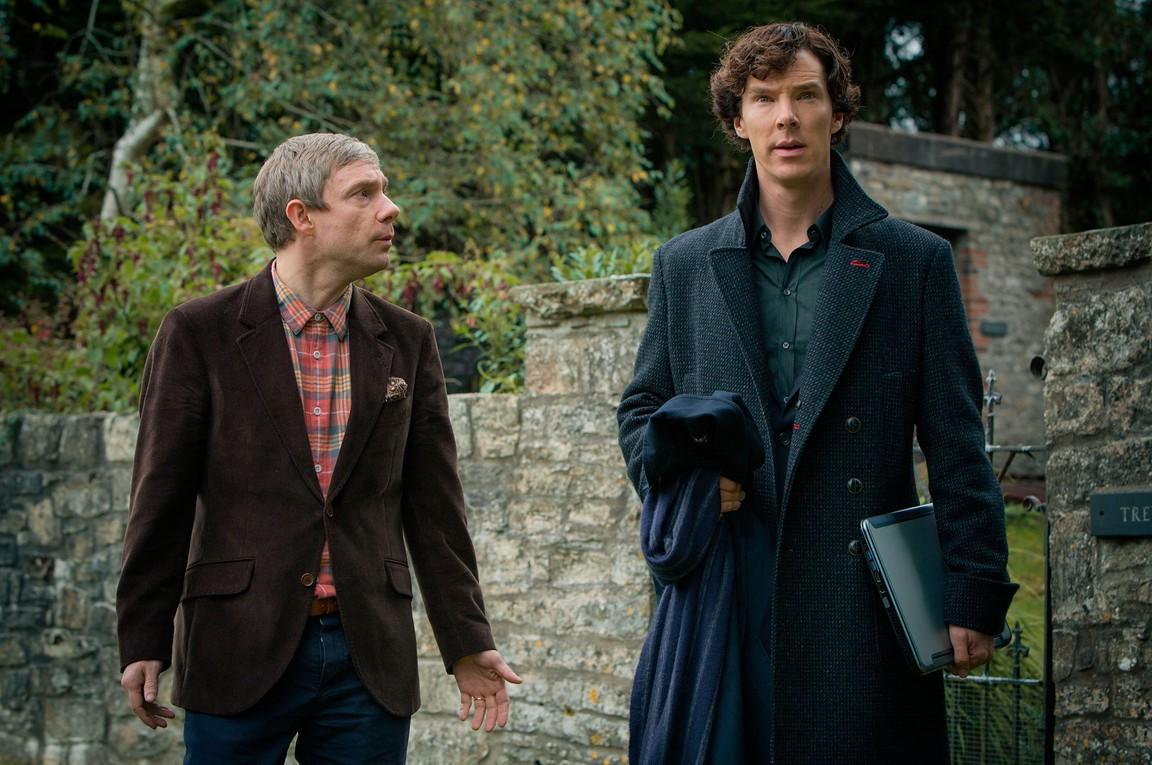 Sherlock - Season 3 Episode 03: His Last Vow