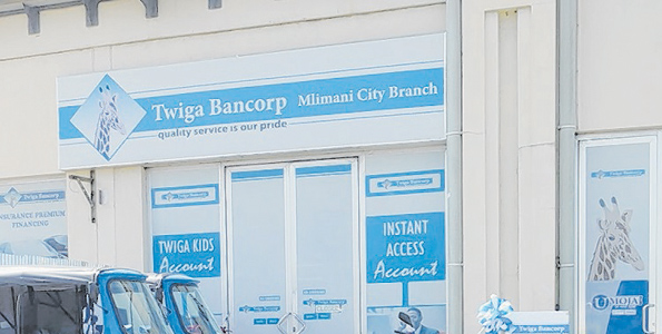 Twiga Bancorp Limited, Mlimani City branch in Dar es Salaam