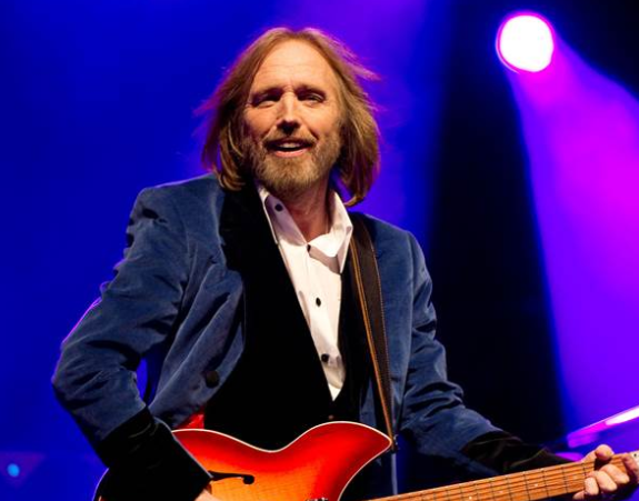 Rock legend, Tom Petty dies of cardiac arrest at age 66