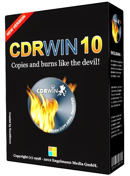 CDRWIN 6.1 TÉLÉCHARGER