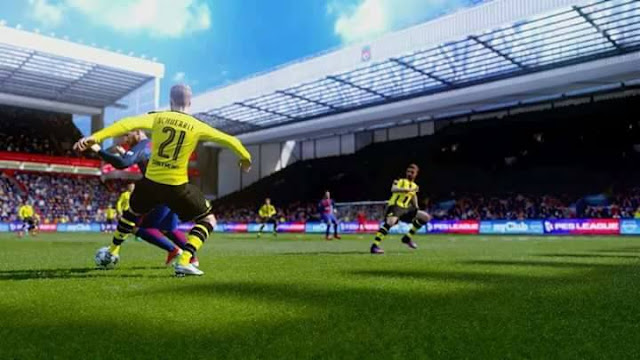 PES 2017 RePrFx Ps4 High Or Ultra by Rustamaji Putranto Putra