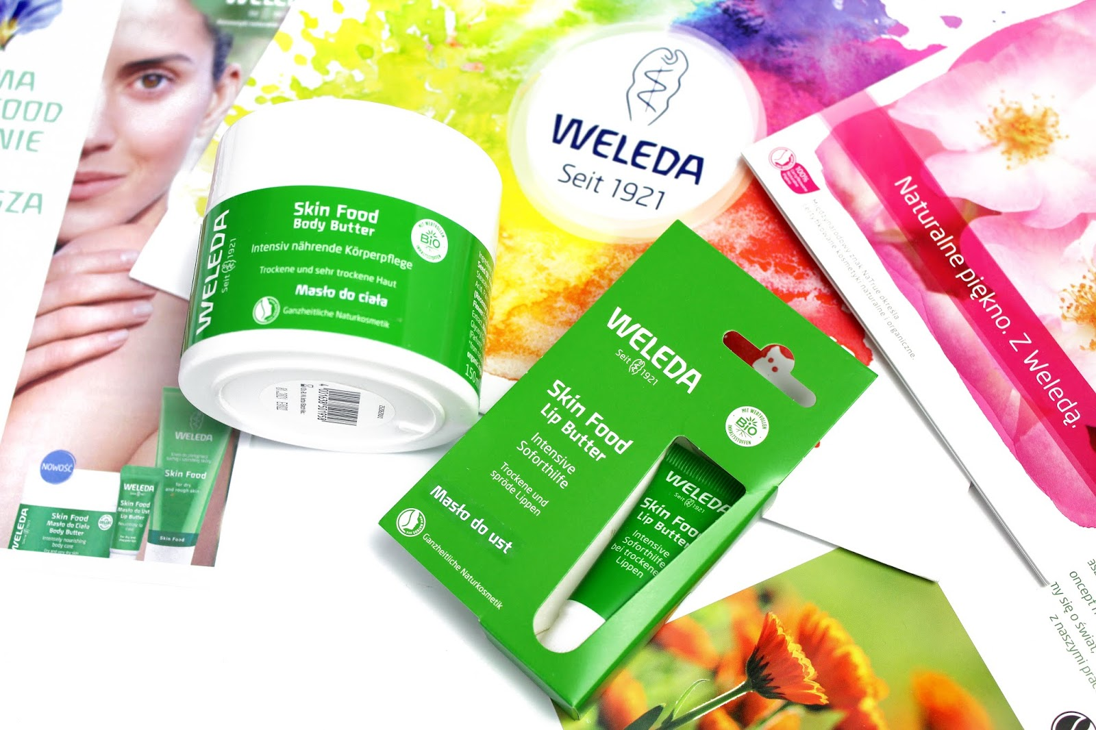 Weleda, Skin Food - Masło, balsam do ciała