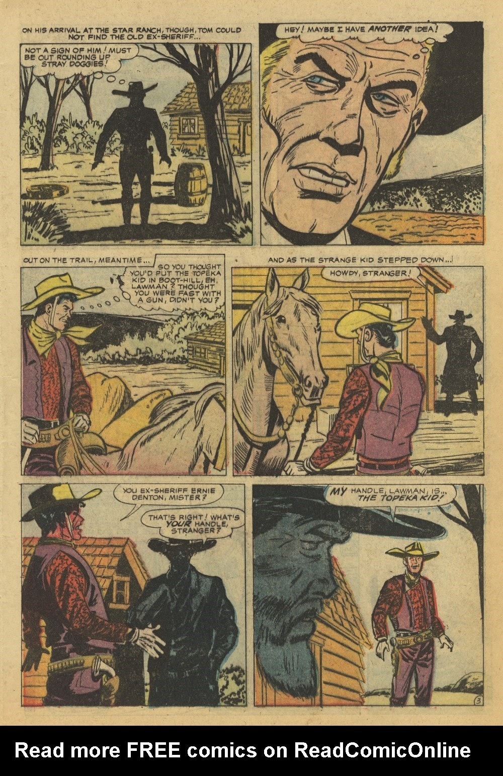 Kid Colt Outlaw issue 82 - Page 13