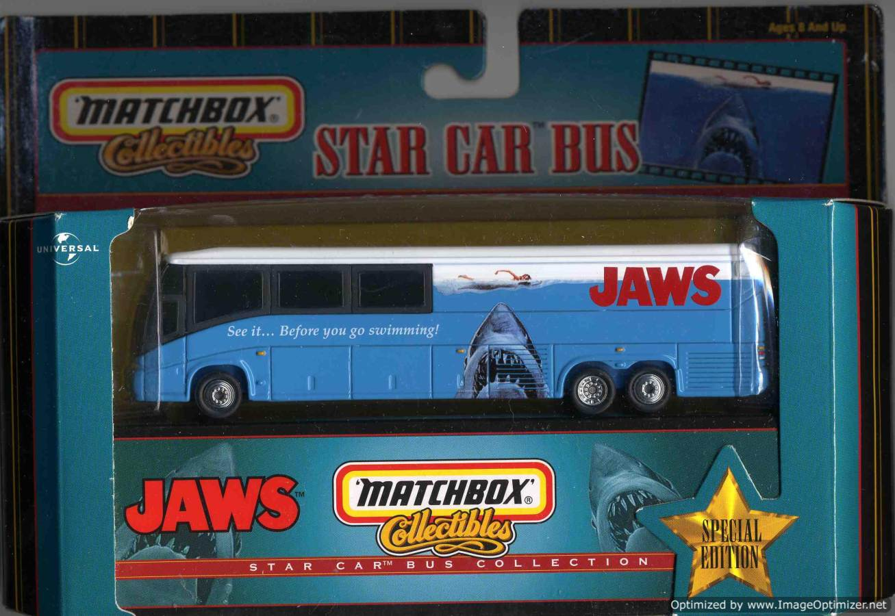 Lost Entertainment Toys Jaws Collectables