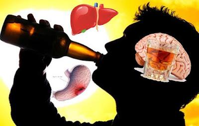 Tác hại của rượu đến sức khỏe tâm thần