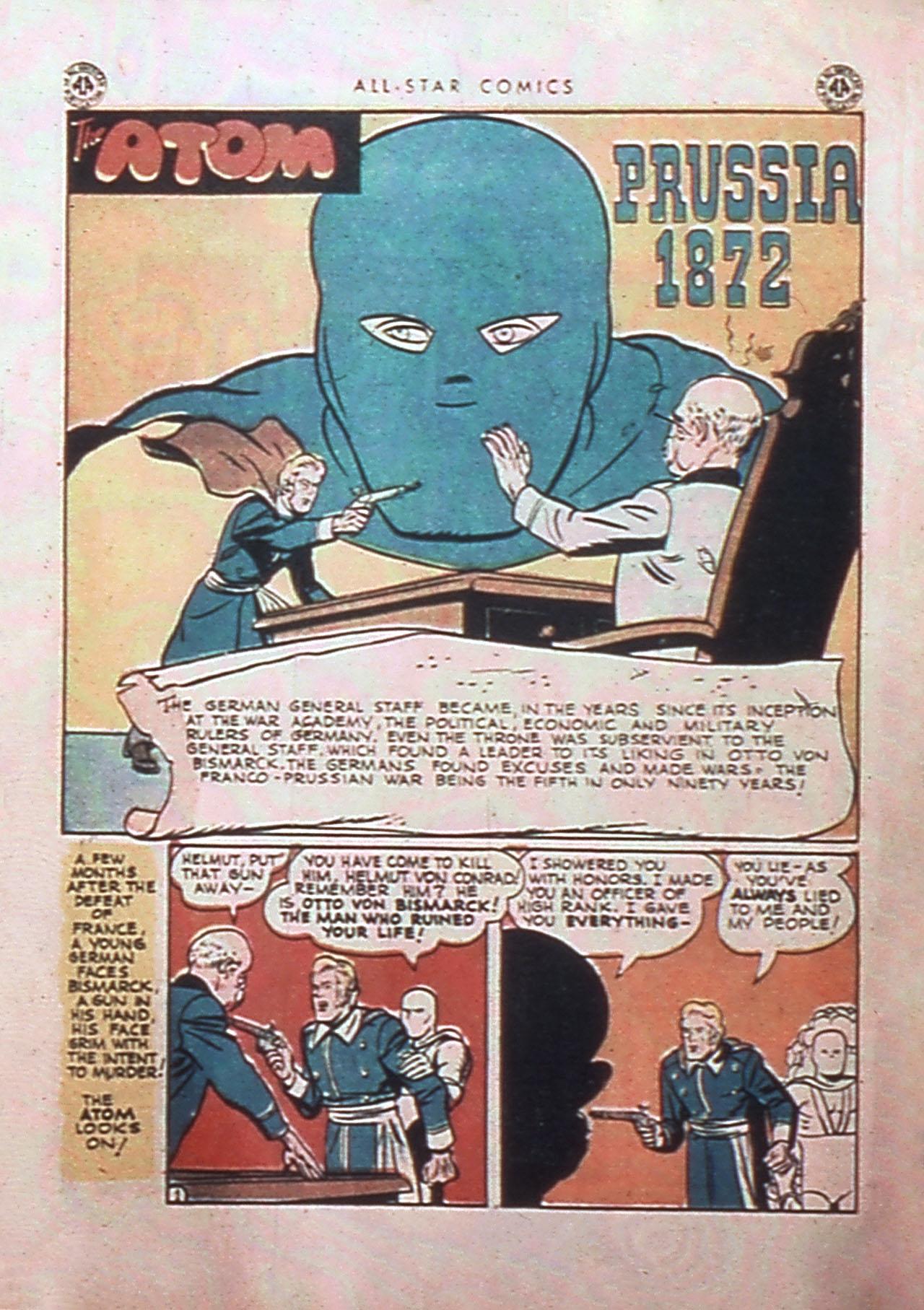 Read online All-Star Comics comic -  Issue #24 - 27
