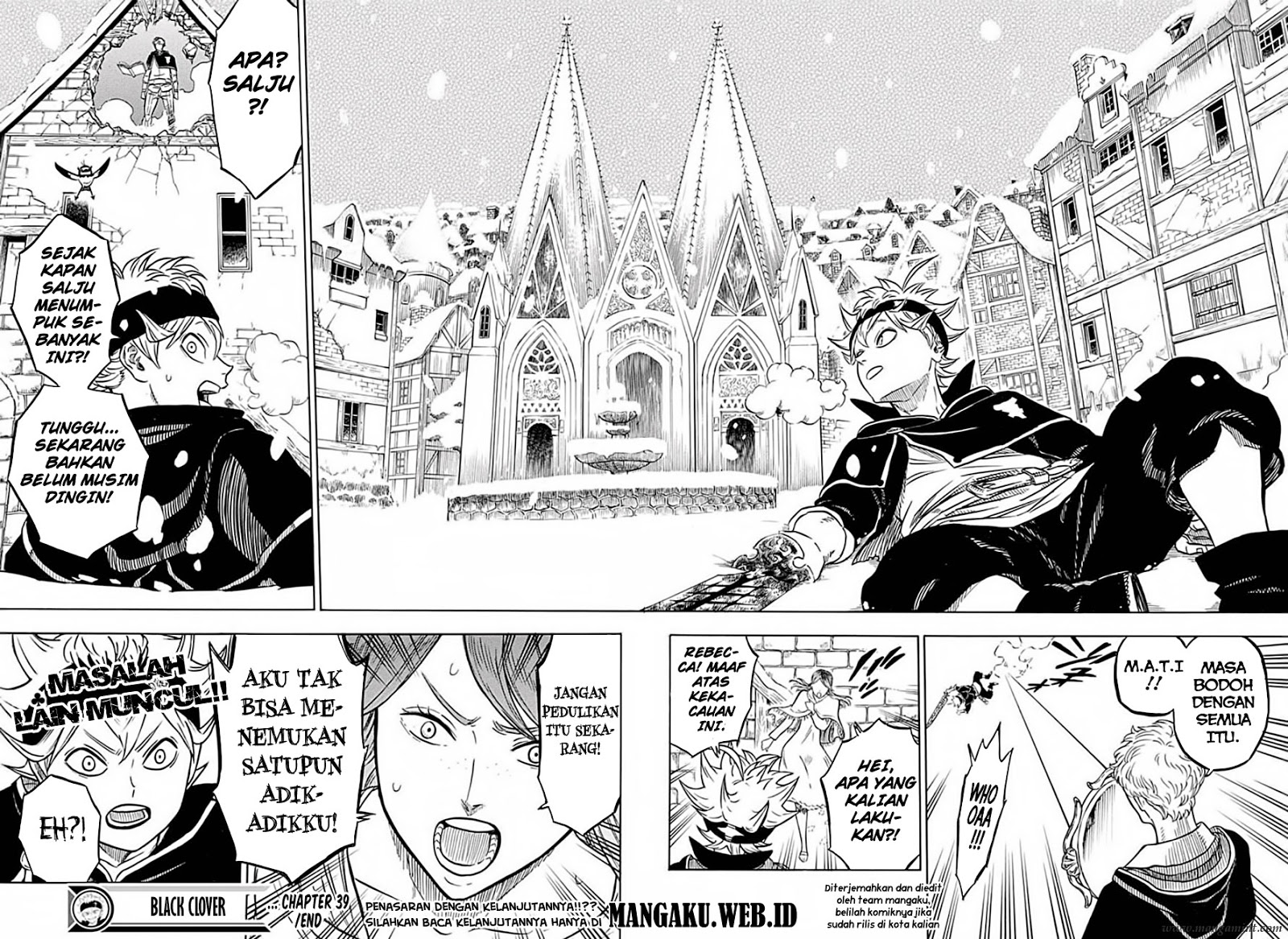 Baca Manga Black Clover Chapter 39 Bahasa Indonesia